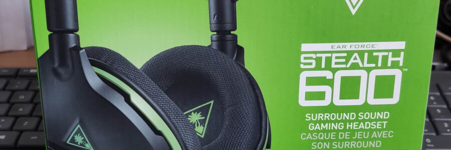 Turtle Beach Stealth 600X 2