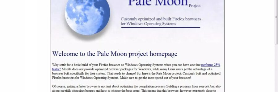 Le estensioni legacy di Firefox non funzionano più su Pale Moon, come rimediare? 16