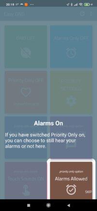 App: Easy DND (Do Not Disturb) 8
