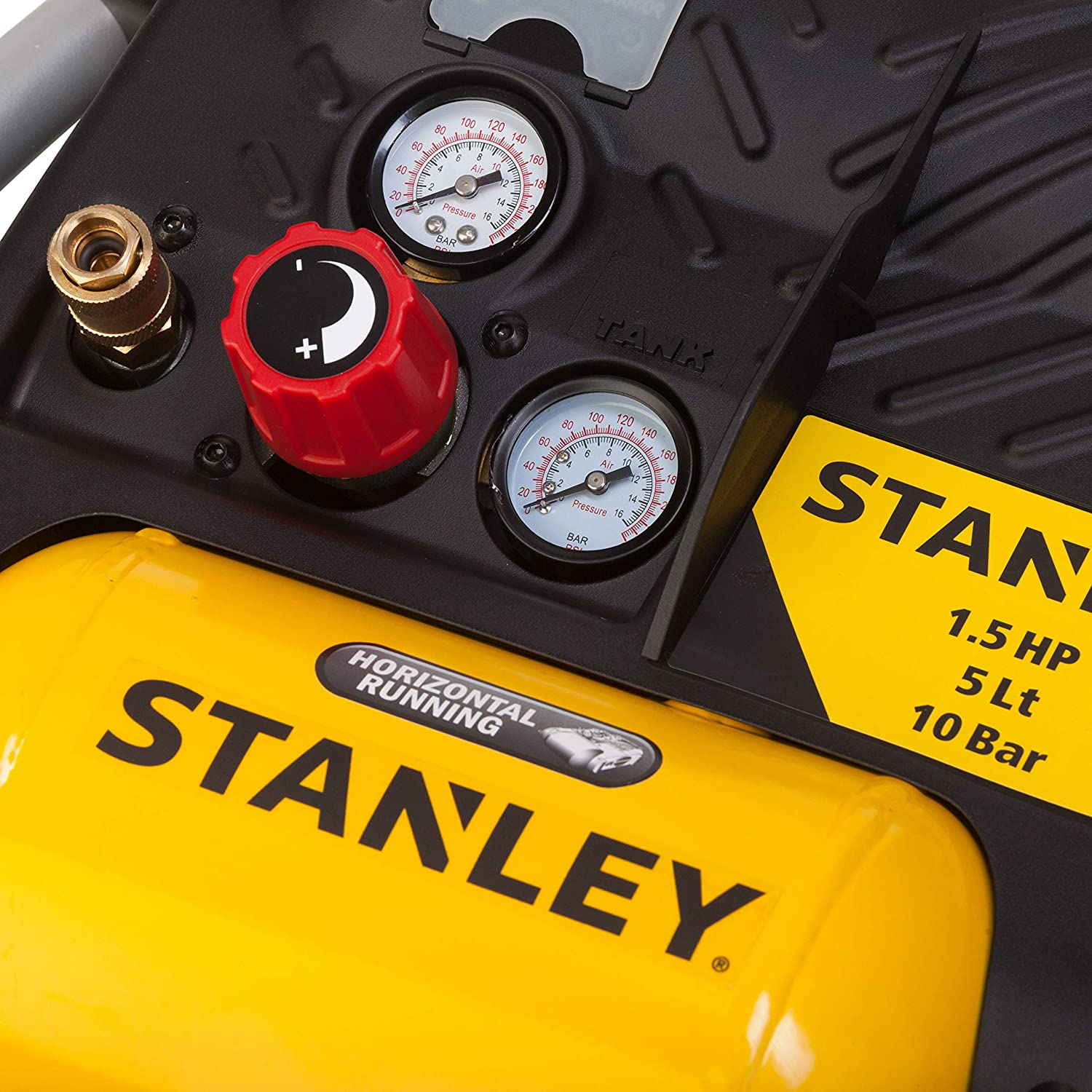 Stanley DN200/10/5 AIRBOSS con Kit 6 2