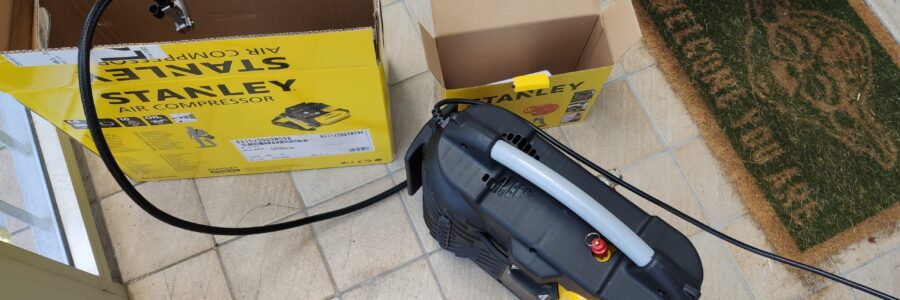 Stanley DN200/10/5 AIRBOSS con Kit 6 6