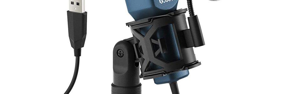 Dazzne microfono compatto per fotocamere Sony, Canon, Nikon, Pentax DSLR 1