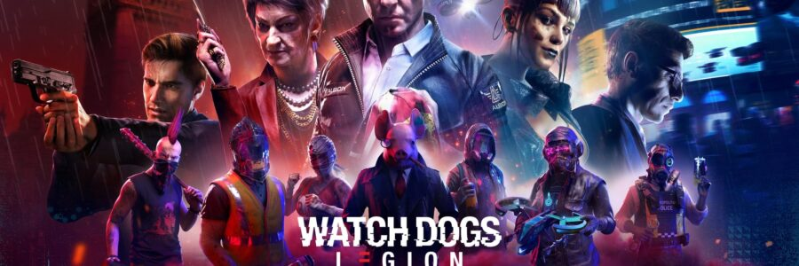 Watch Dogs Legion: DedSec Save the Queen!