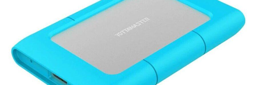 Yottamaster: custodia USB-C SATA 3.0 per Hard Disk