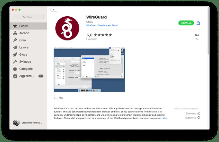 Raspberry: installare e configurare WireGuard con PiVPN