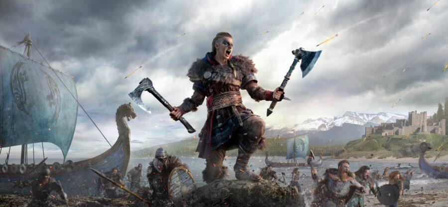 Assassin's Creed Valhalla: fianco a fianco con Thor e Odino