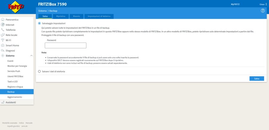 Di FRITZ!Box, TR-069, configurazioni perse (TIM) e aggiornamenti imposti dal provider: che fare? 2