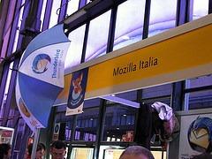 Mozilla Italia: lo stand