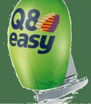 4 settimane per 4 app: Q8easy CLUB