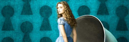 DvD: Alice in Wonderland 1