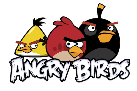 Xbox 360: Angry Birds Trilogy (Kinect) 1
