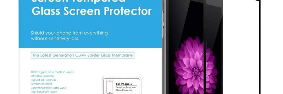 Aukey: Pellicola protettiva di vetro temperato per iPhone 6