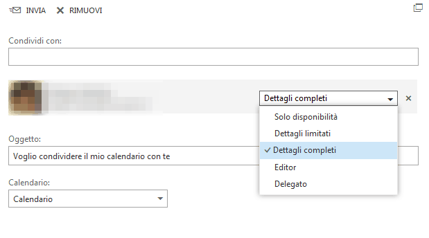 Condividere Calendario Outlook Senza Exchange.Office 365 Impossibile Condividere Un Calendario Con Un