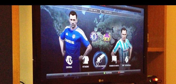 Xbox 360: installare una patch sul vostro Pro Evolution Soccer 2012 8