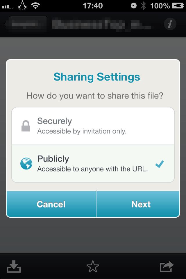 Copy è l'alternativa a Dropbox? 2