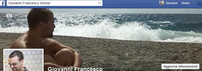 Facebook Pulsante Aggiorna Informazioni