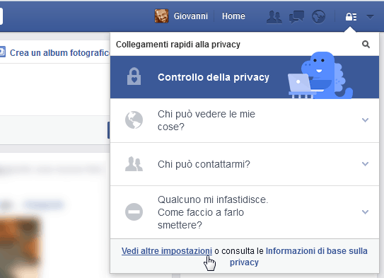 Facebook-Sicurezza