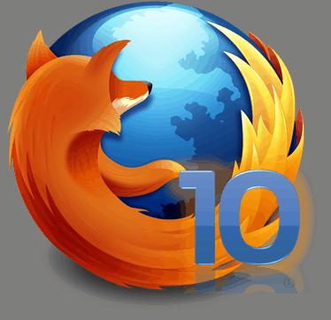 Firefox 10 è ora disponibile per il download 1