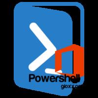 PowerShell Logo Gioxx.org