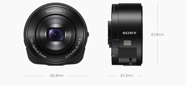 Sony QX10: da grande voglio diventare una vera fotocamera 2