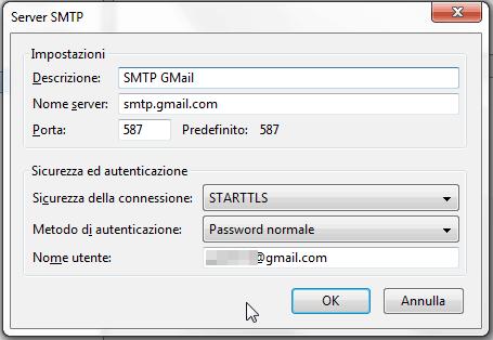 Thunderbird & WebMail: configurare la posta di Libero sul client Mozilla 1