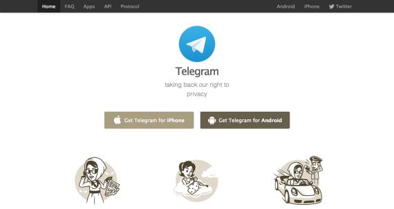 TelegramHome