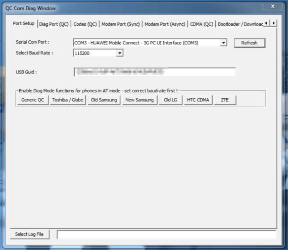 WebPocket3_selezionaCOM