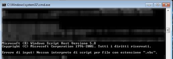 Windows7_NessunInterpreteVBS