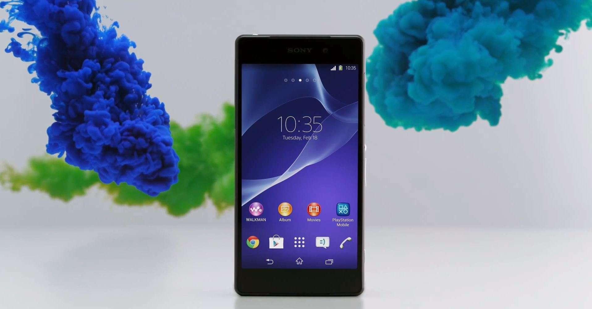 Sony Xperia Z2 e i passi da gigante di Android 1