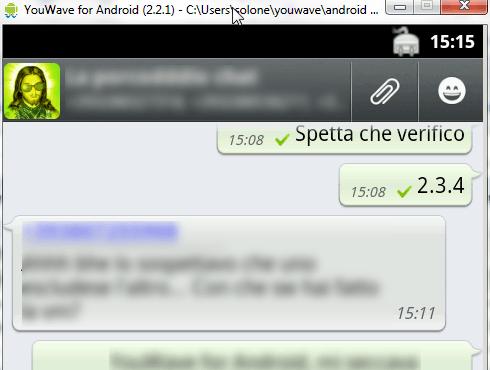 WhatsApp su PC? Perché no! :-) 3