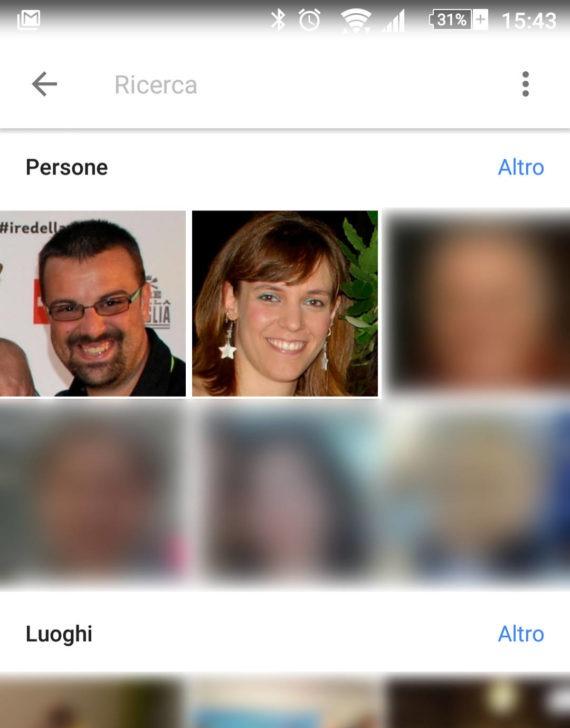Android: abilitare il riconoscimento facciale di Google Foto 3