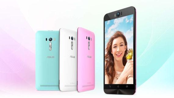 ASUS Zenfone Selfie (ZD551KL) 1