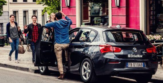Car Sharing: BMW approda a Milano con DriveNow