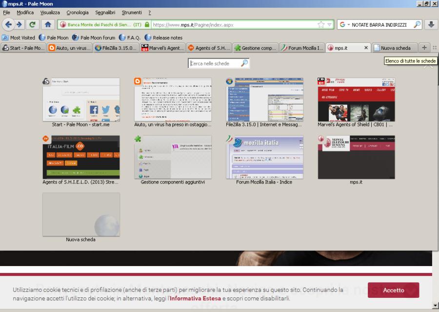 E la Luna bussò, alle porte dei browser 2