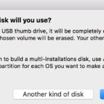 El Capitan: creare una chiave USB per installare il sistema 4