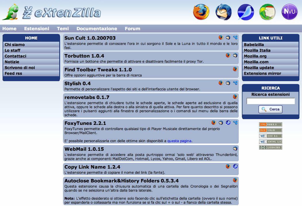 eXtenZilla v.2 1