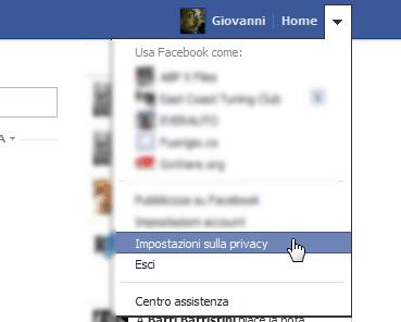 Facebook: Privacy