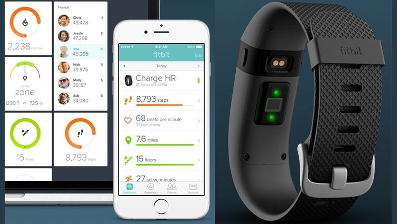 Fitbit Charge HR: tutto (purtroppo) parte dal polso 4