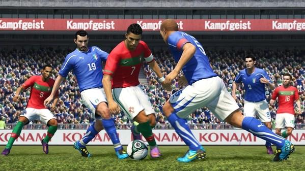 Preview: Konami PES 2013 3