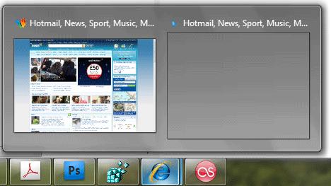 Internet Explorer: Finestre non visibili? Ecco la soluzione