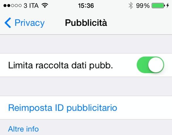 iOS 7.1: nuova vita ai vecchi device? 10