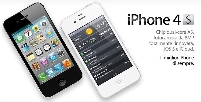 3: come ottenere l'iPhone 4S mantenendo il proprio piano tariffario