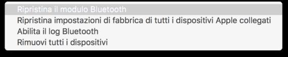 """macOS e il """"Bluetooth: non Disponibile"""", come risolvere 2"""