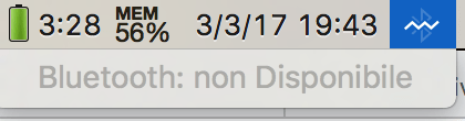 """macOS e il """"Bluetooth: non Disponibile"""", come risolvere"""
