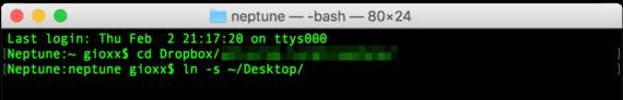 macOS: salvare una cartella su Dropbox automaticamente