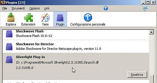 Rai.tv e Microsoft SilverLight 4
