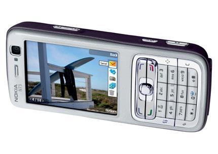 Nokia N73 1