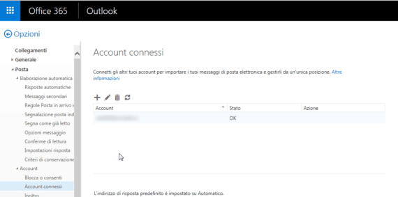 Office 365 e OWA: connettersi a una Shared Mailbox 7