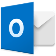 Microsoft Office 2016 Outlook Icon