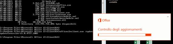 Office 365 ProPlus (2013): modificare la versione installata 1